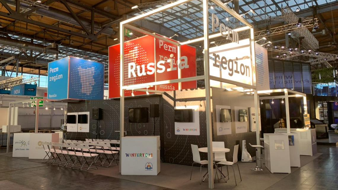 Пермский край Perm region Hannover Messe 2019 Крафт Экспо Craft Expo craftexpo craft-expo Крафт-экспо застройка выставочных стендов